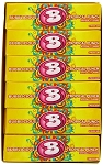Bubblicious Tropical Punch, 5-Pc. Packs (18 Pack)