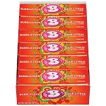 Bubblicious Sour Citrus, 5-Piece Packs (18 Pack)