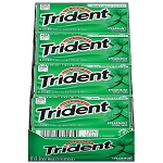 Trident Spearmint Gum (Pack of 12)
