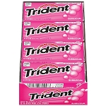 Trident Bubble Gum (Pack of 12)