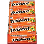 Trident Tropical Twist Gum (Pack of 12)