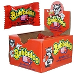 Bubbaloo Strawberry, (60 Piece Pack)