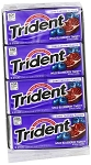 Trident Wild Blueberry Twist Gum (Pack of 12)
