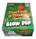Charms Tangerine Mango Pops, (48 Pack)