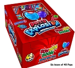Bon Bon Boom Berry Explosion, (Pack of 288)