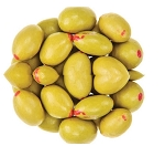 Koppers Jordan Almond Olives, (5 Pounds)