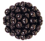Koppers Dark Chocolate Espresso Beans, (5 Pounds)