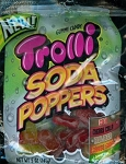 Trolli Soda Popper,s 5.0 Ounce Bags, (Pack of 12)