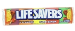 Lifesavers 5 Flavor Size Candy Rolls, (Pack of 20)