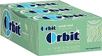 Orbit Sweetmint Gum, (Pack of 12)