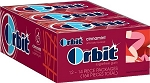 Orbit Cinnamint Gum, (Pack of 12)