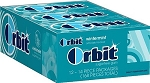 Orbit Wintermint Gum, (Pack of 12)