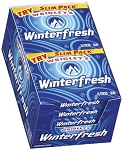 Wrigleys Winterfresh Gum Slim Pack, (Pack of 10)