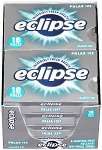 Eclipse Polar Ice Gum, (Pack of 8)