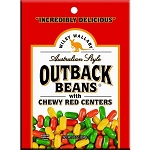Wiley Wallaby Outback Jelly Beans Candy 10 Ounce Bags, (Pack of 10)