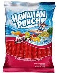 Kennys Juicy Hawaiian Punch Twists 5 Ounce Bags, (Pack of 12)