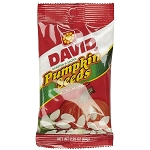 Davids Pumpkin Seeds, 2.25 Ounce Bags (Pack of 12)