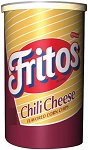 Fritos Chili Cheese 5.5 Ounce Canisters, (Pack of 12)