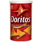 Doritos Nacho Cheese 3.25 Ounce Canisters, (Pack of 12)