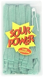 Sour Power Loose Green Apple Candy Belts, (Pack of 150)
