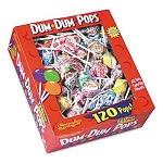 Dum Dum Lollipops, (Pack of 120)
