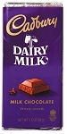 Cadbury Dairy Milk, 3.5 Oz, (14 Pack)
