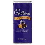 Caramello Dairy Milk Chocolate, (14 Pack)
