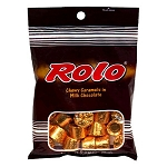 Rolo Candy 5.3 Ounce Candy Bags, (Pack of 12)