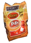 Hershey Snack Size Chocolate Assortment, 20 Ounces