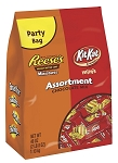 Reeses Kit Kat Assorted Miniatures, 40 Ounces