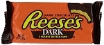 Reeses Dark Peanut Butter Cups, (Pack of 24)