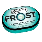 Ice Breakers Frost Wintercool Mints, (Pack of 6)