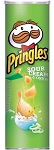 Pringles Sour Cream and Onion Flavor Chips 5.96 Ounce Packs, (Pack of 14)