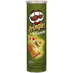 Pringles Jalapeno Flavor Chips 5.96 Ounce Packs, (Pack of 14)
