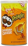 Pringles Cheddar Flavor Chips 2.5 Ounce Packs, (Pack of 12)