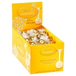 Lindt White Truffles, (Pack of 60)