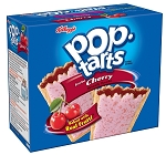 Kelloggs Frosted Cherry 6 Piece Box, (Pack of 12)