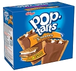 Kelloggs Frosted Smores 6 Piece Box, (Pack of 12)