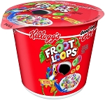 Froot Loops Single Serve Cups, (Pack of 6)