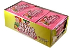 Strawberry Sugar Wafers, (Pack of 12)