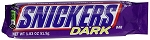 Snicker Dark Chocolate Bar, (Pack of 24)