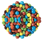 M and M Mini Candy, 12.5 Pounds