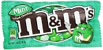 M and M Dark Mint Candy, (Pack of 24)