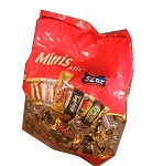 Master Foods Assorted Miniatures Mini Mix Fun Size Candy, 52 Ounce Bag