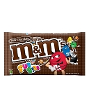 M & M Plain Fun Size Candy, 9.34 Ounce Bags, (Pack of 24)
