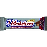 King Size 3 Musketeers Candy Bars, (Pack of 24)