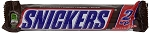 King Size Snickers Candy, (Pack of 24)