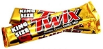 King Size Twix Candy, (Pack of 24)