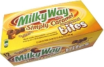 Milky Way Simply Caramel Bites Sharing Size Candy, (Pack of 12)