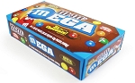 M and M Mega Plain Candy, (Pack of 24)